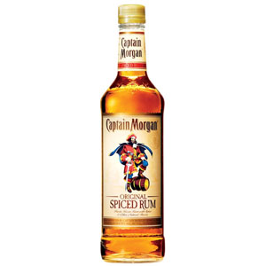 Captain Morgans Spiced Rum 1.14L