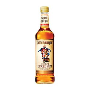 Captain Morgans Spiced Rum 750ML