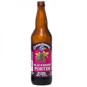 Cannery Blackberry Porter 650ML
