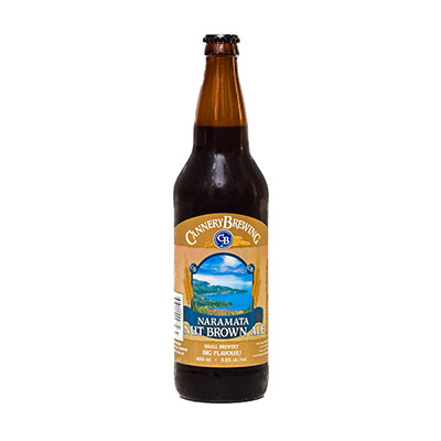 Cannery Nut Brown 650ML 1
