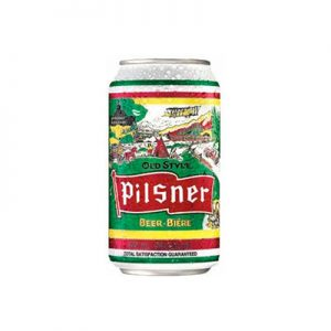 Molson Old Style Pilsner 15C